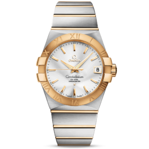 OMEGA CONSTELLATION CO‑AXIAL 38 MM
