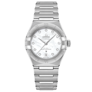 OMEGA CONSTELLATION CO‑AXIAL MASTER CHRONOMETER 29 MM