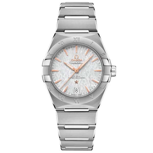 OMEGA CONSTELLATION CO‑AXIAL MASTER CHRONOMETER 36 MM