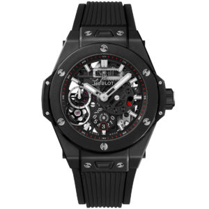 HUBLOT BIG BANG MECA-10 BLACK MAGIC