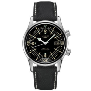 LONGINES LEGEND DIVER WATCH 42MM ACCIAIO AUTO